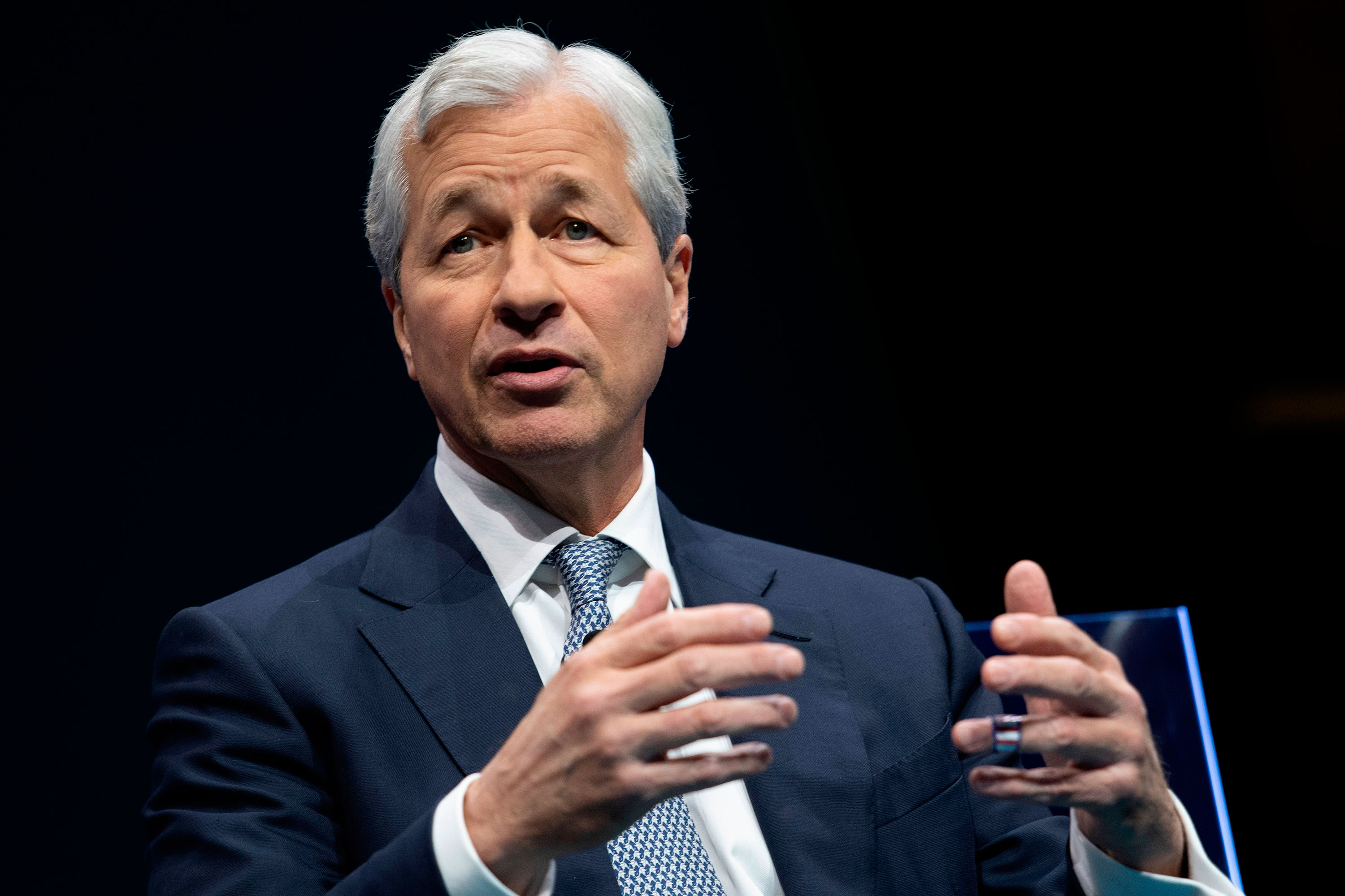 Jamie Dimon: The stock market doesn't reflect Americans' pain