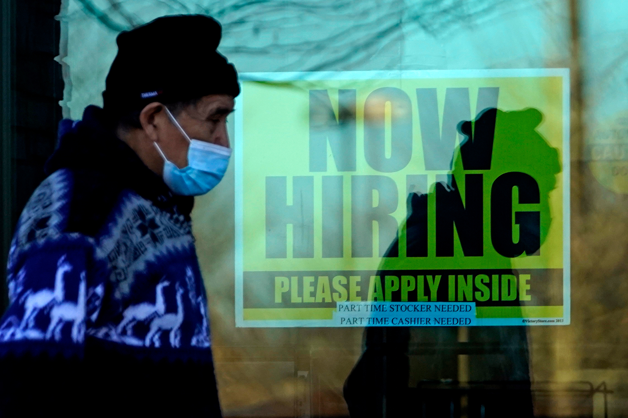 The US added just 245,000 jobs in November as labor market stalls