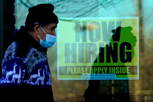Image for The US added just 245,000 jobs in November as labor market stalls