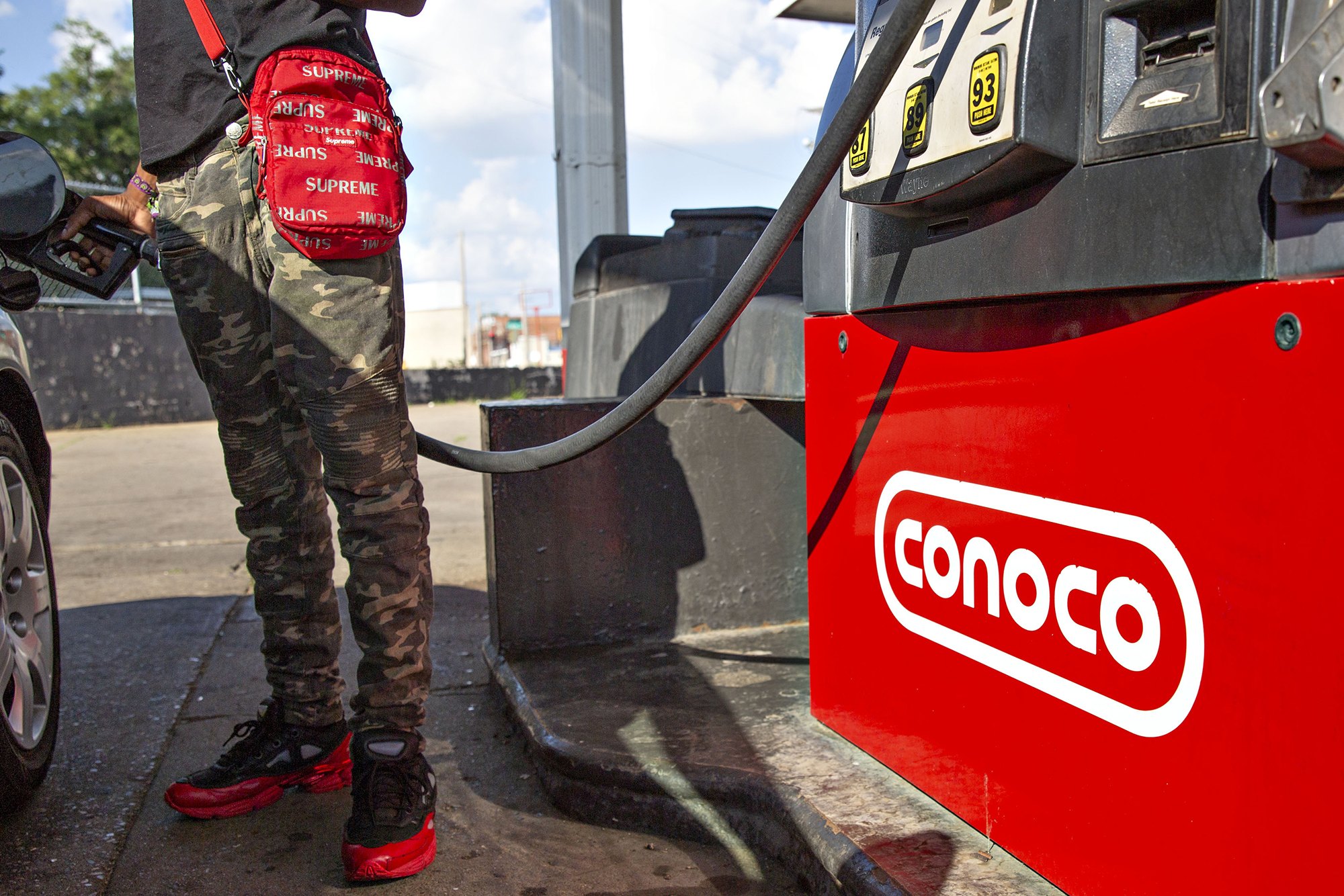 The oil industry is in crisis. ConocoPhillips is doubling down