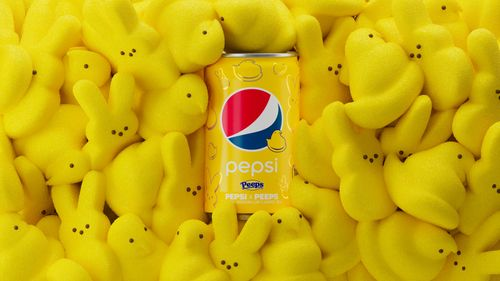 Image for Pepsi's Newest Flavor has Peeps In It