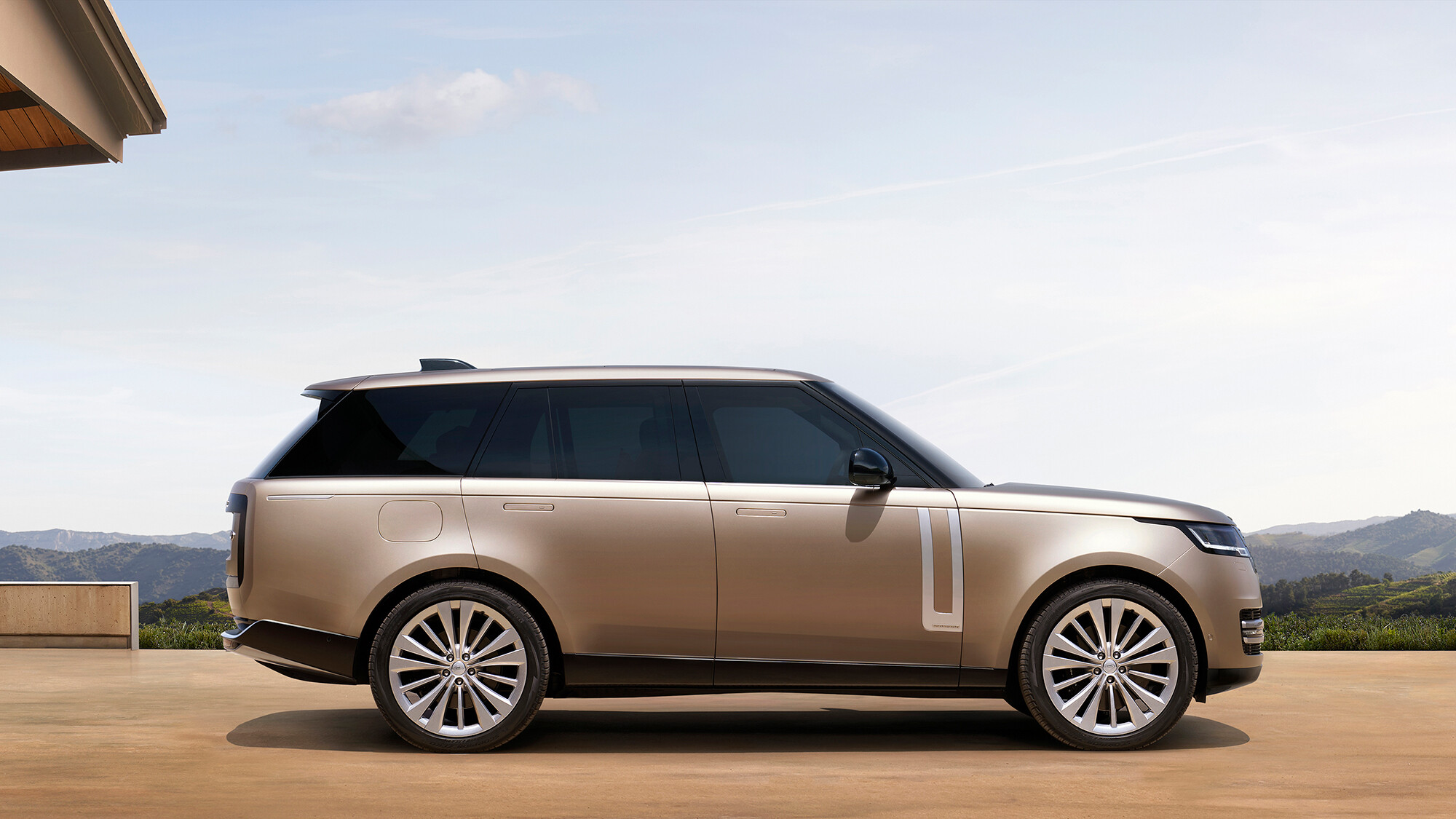 The first new Range Rover in a decade faces tougher competition