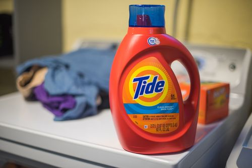 Image for To save the planet, Tide wants you to quit using warm water for laundry