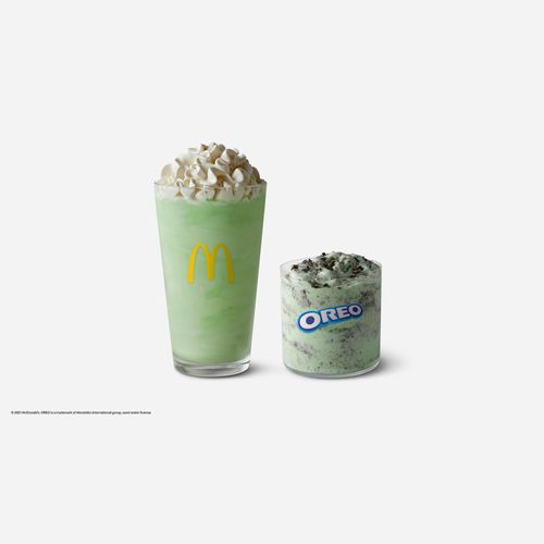 Image for Here's when McDonald's is bringing back the Shamrock Shake