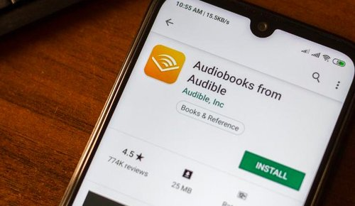 Image for Audible is now offering free audiobooks for kids stuck at home