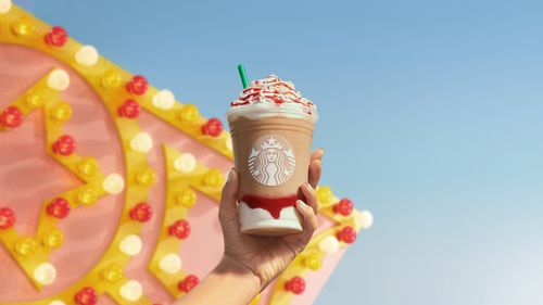 Image for Starbucks has a new Frappuccino for the summer