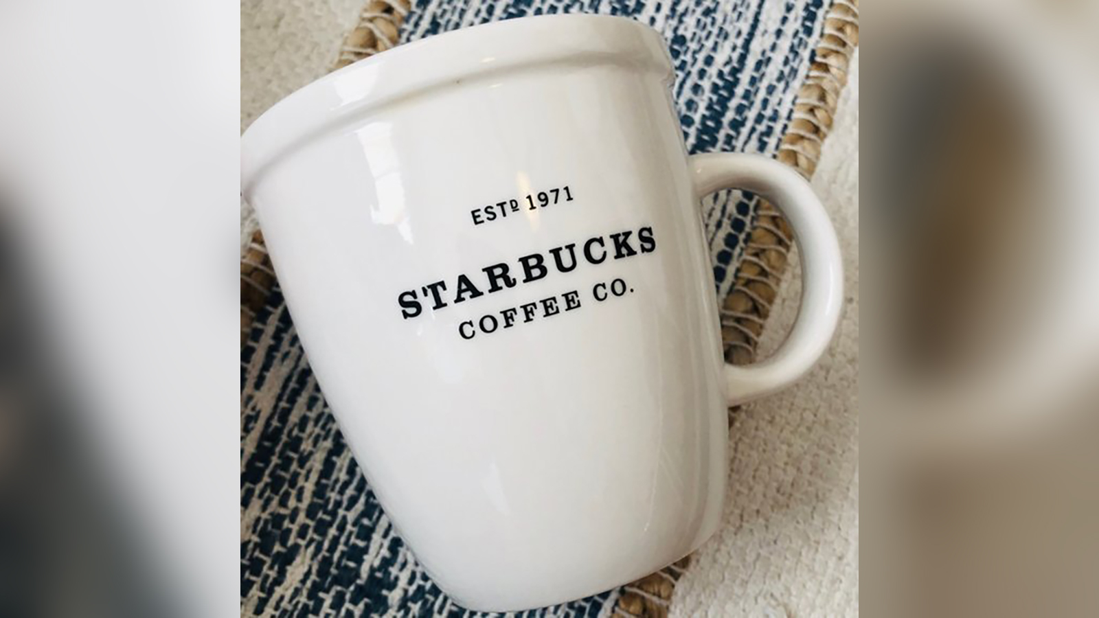 Starbucks mugs and tumblers are in hot demand from bargain hunters