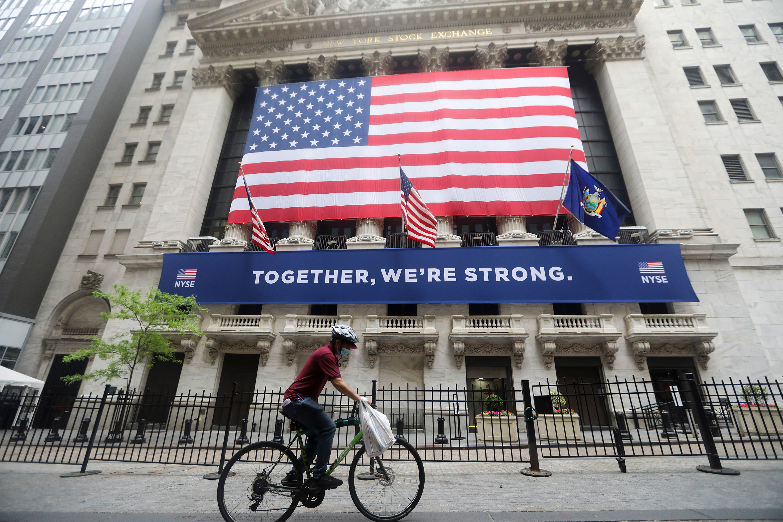 Stocks soar on surprisingly strong jobs report
