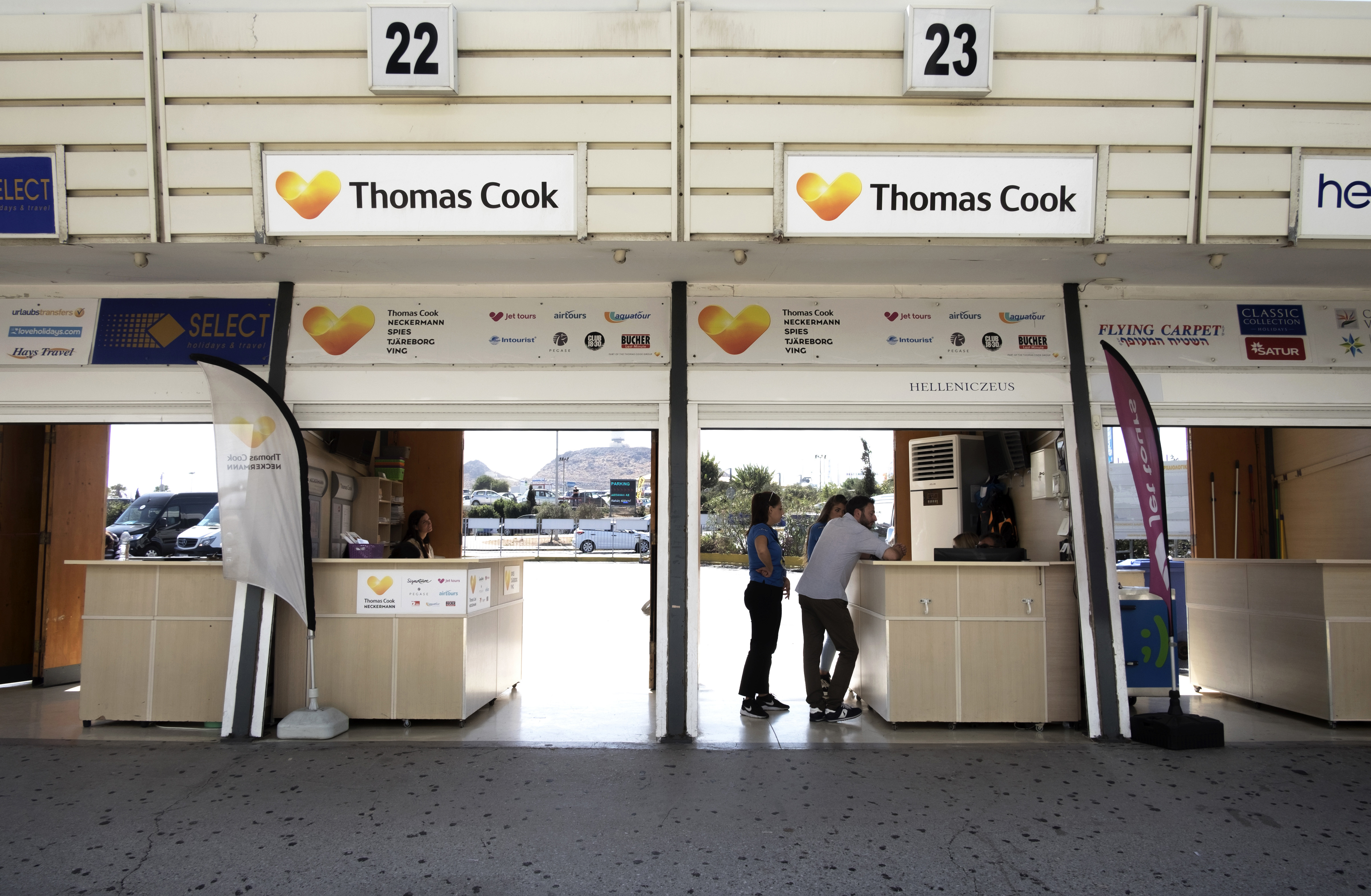 Thomas Cook relaunches as an online travel business under Chinese ownership