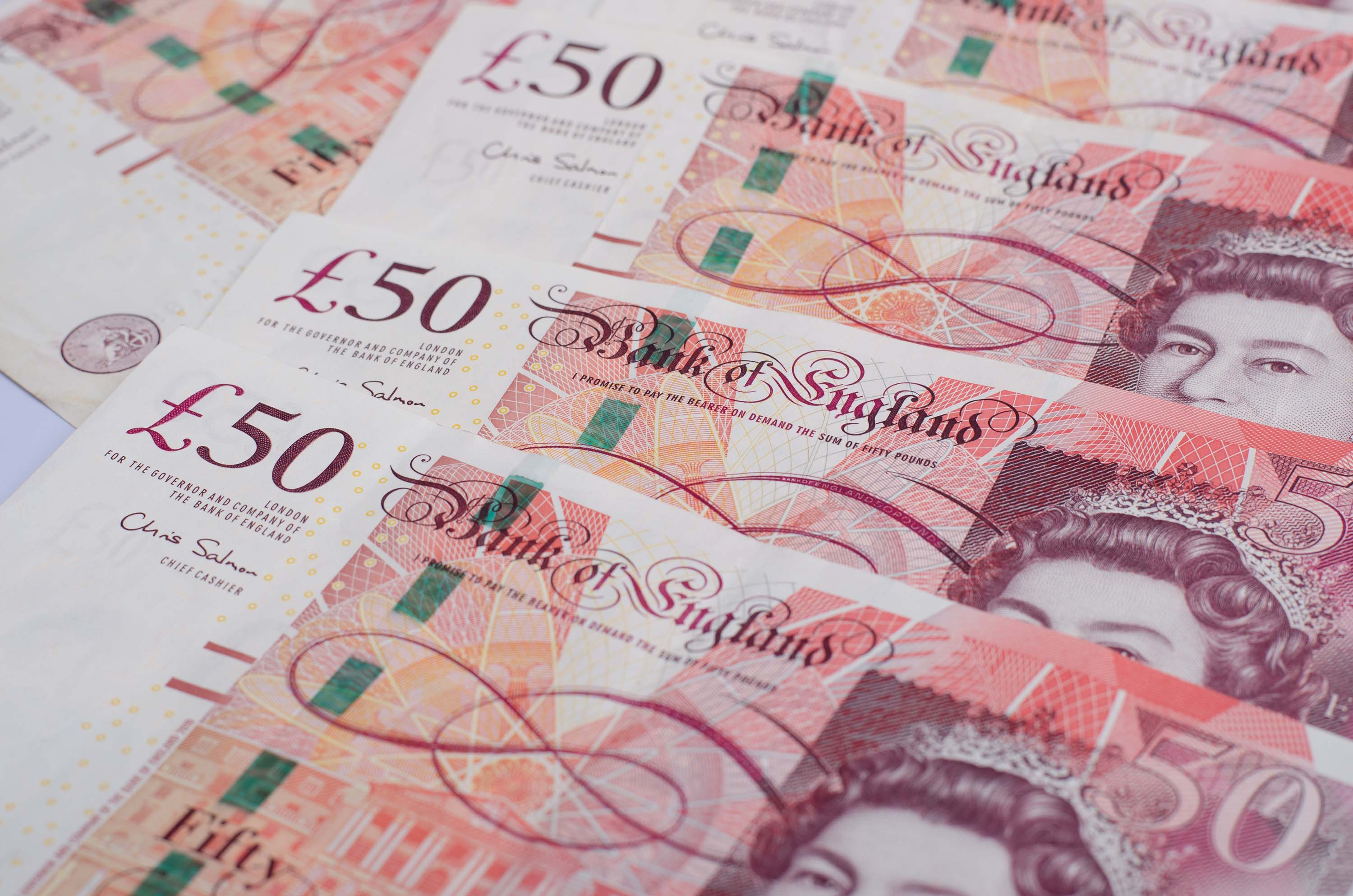 £50 billion in UK banknotes is 'missing.' Nobody has an explanation