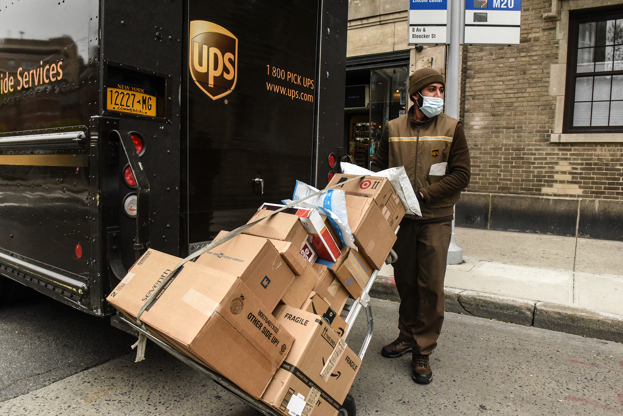 Your UPS packages could get a lot more expensive this fall