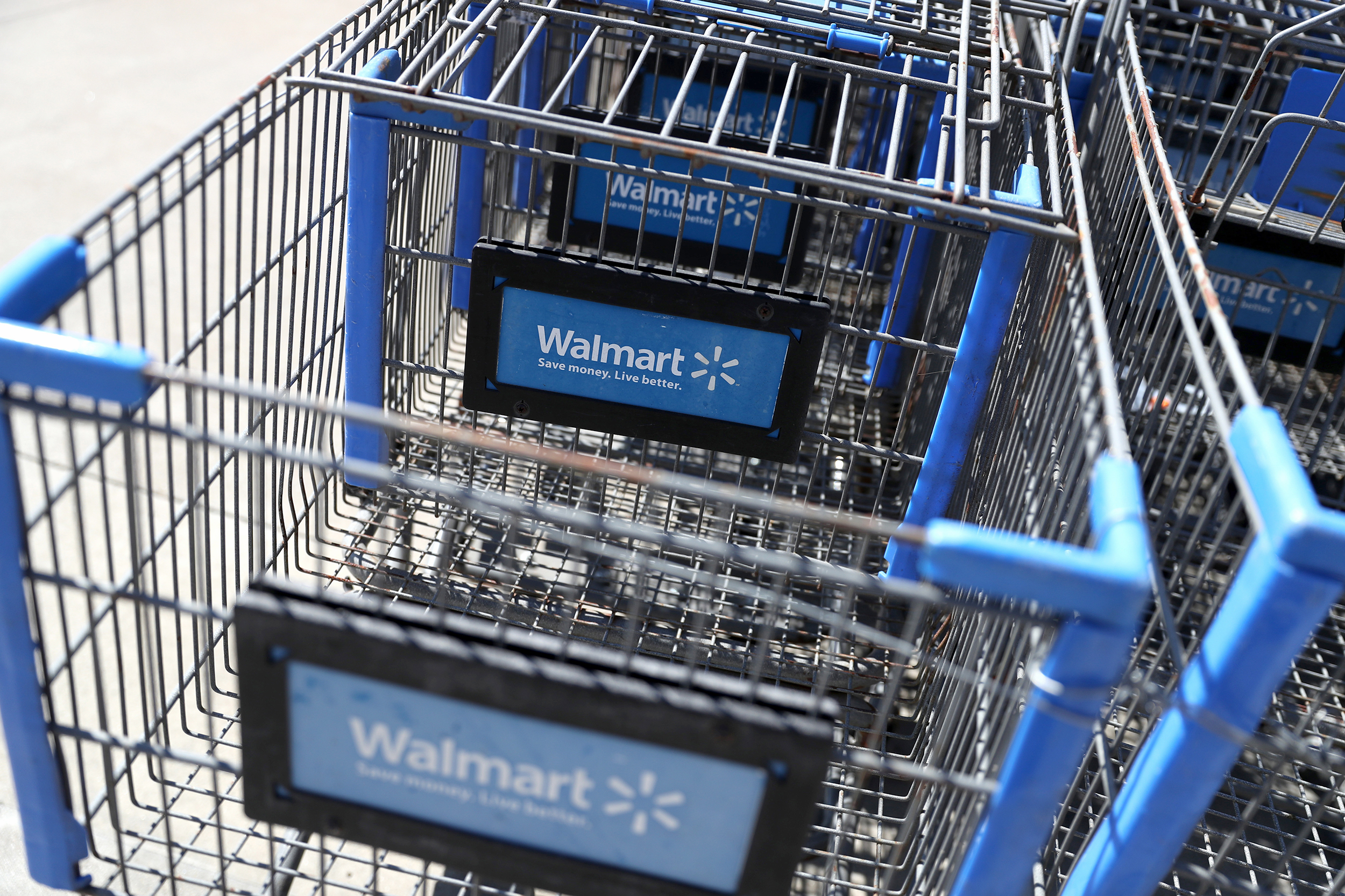Walmart removes guns and ammo from shelves in some stores in response to Philadelphia protests
