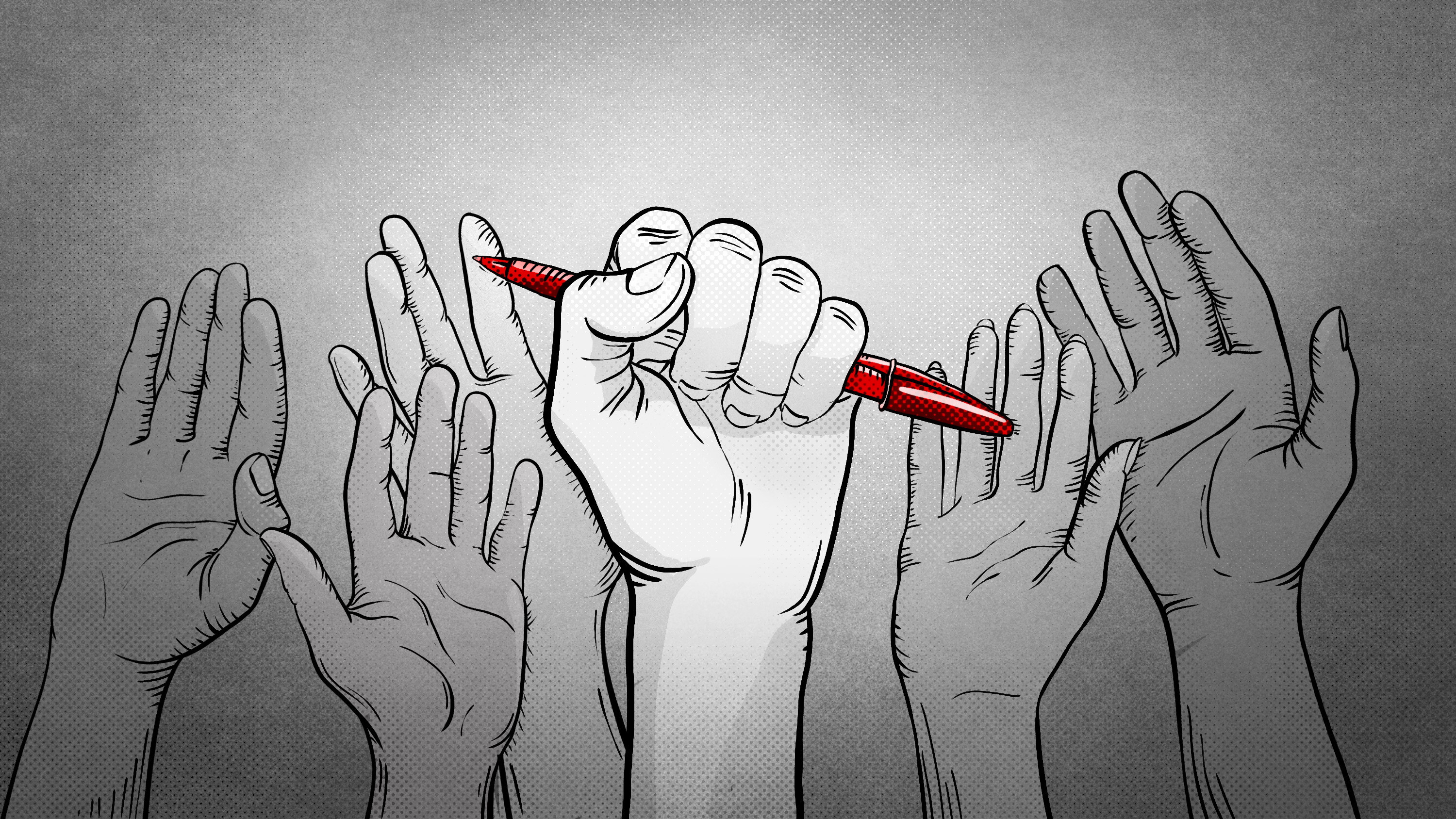 Who gets to join a writers union? The fight is on