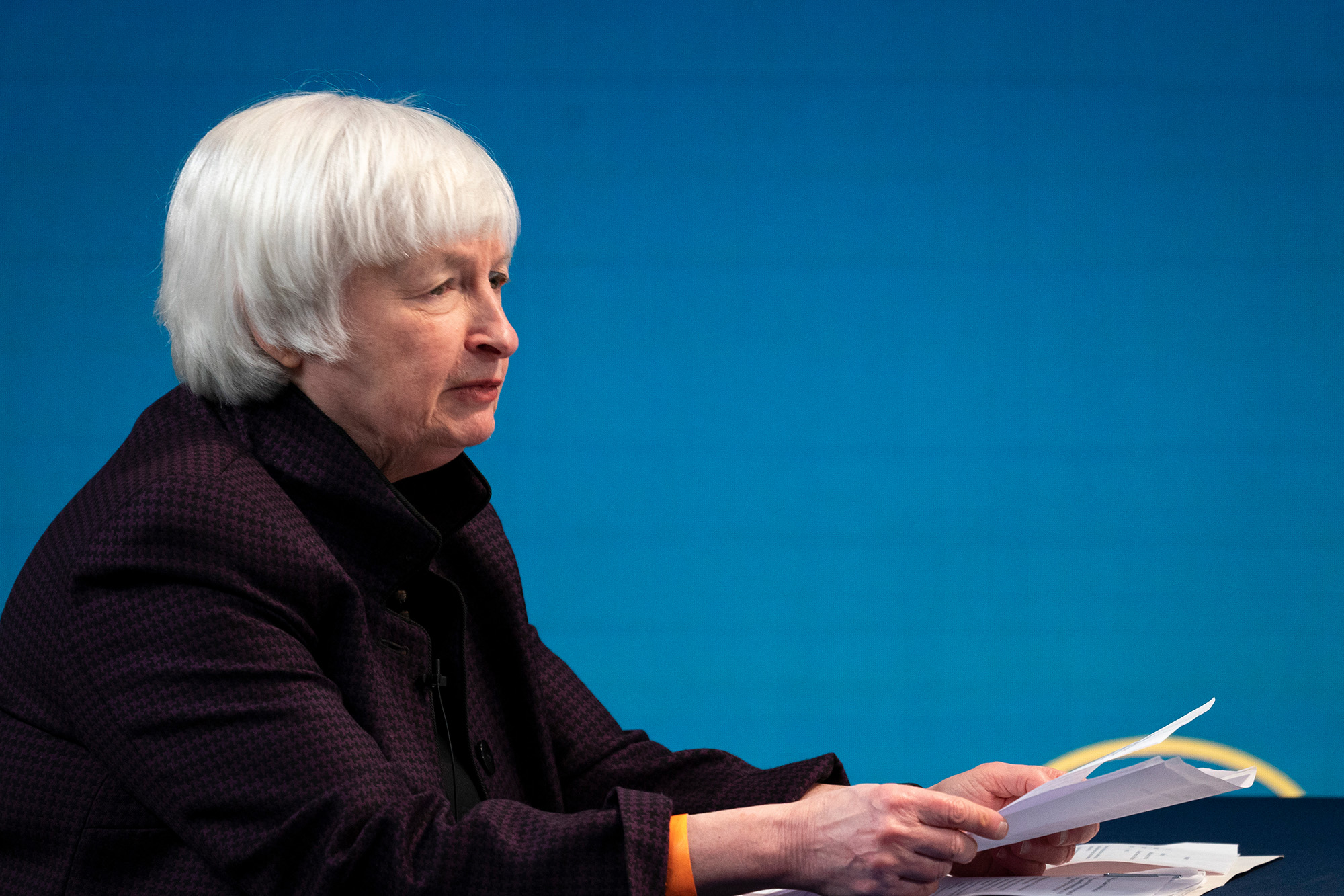 Janet Yellen on what a successful economic recovery looks like