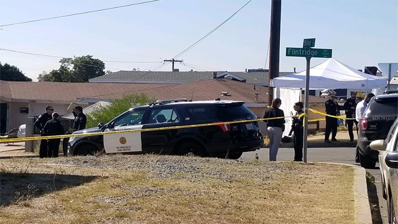 Father kills mother and 3 children in San Diego murder-suicide, police say