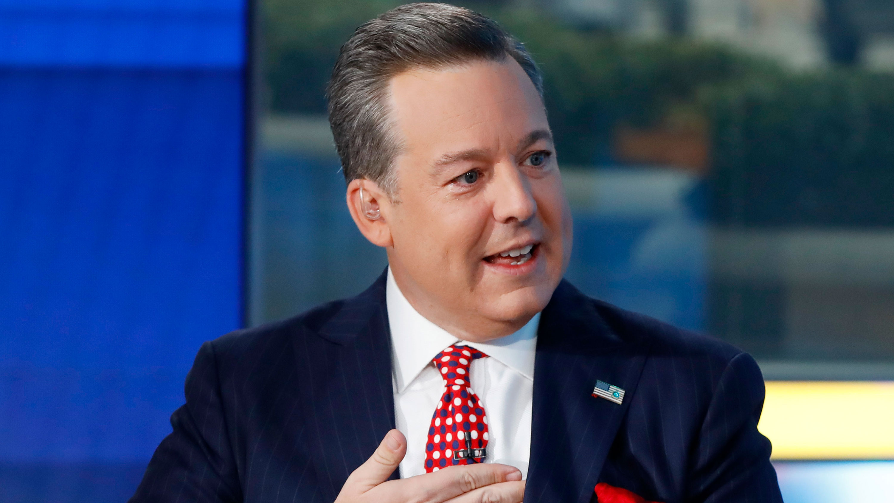 Fired Fox News host Ed Henry files defamation lawsuit against the network and its CEO