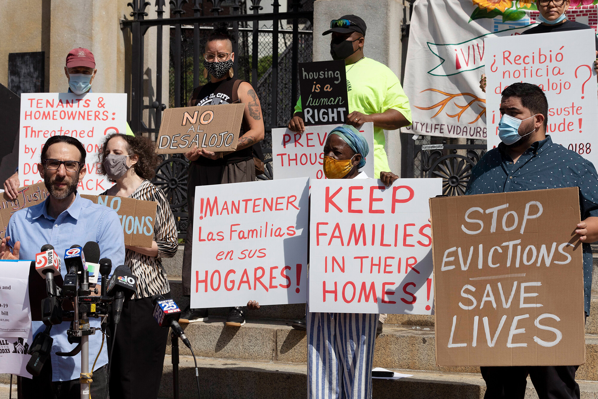 What's next for struggling renters now that the eviction ban has expired