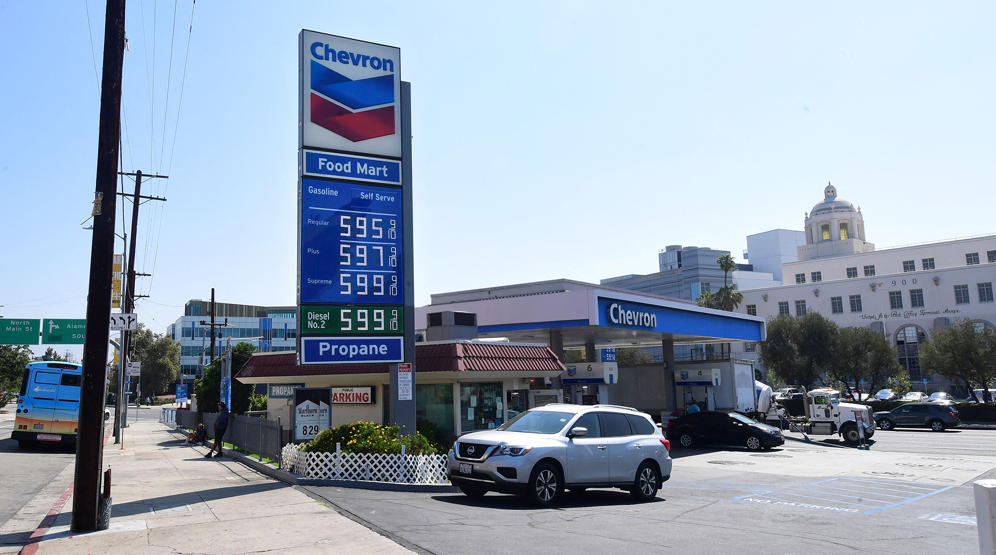 Gas is above $3 and it will go higher if OPEC doesn't act soon