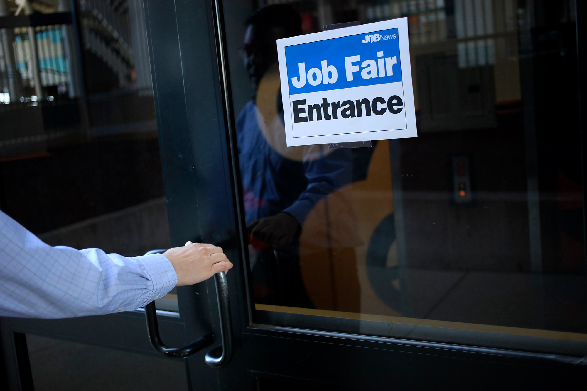 Don't be fooled by America's strong jobs numbers. The recovery is far from over
