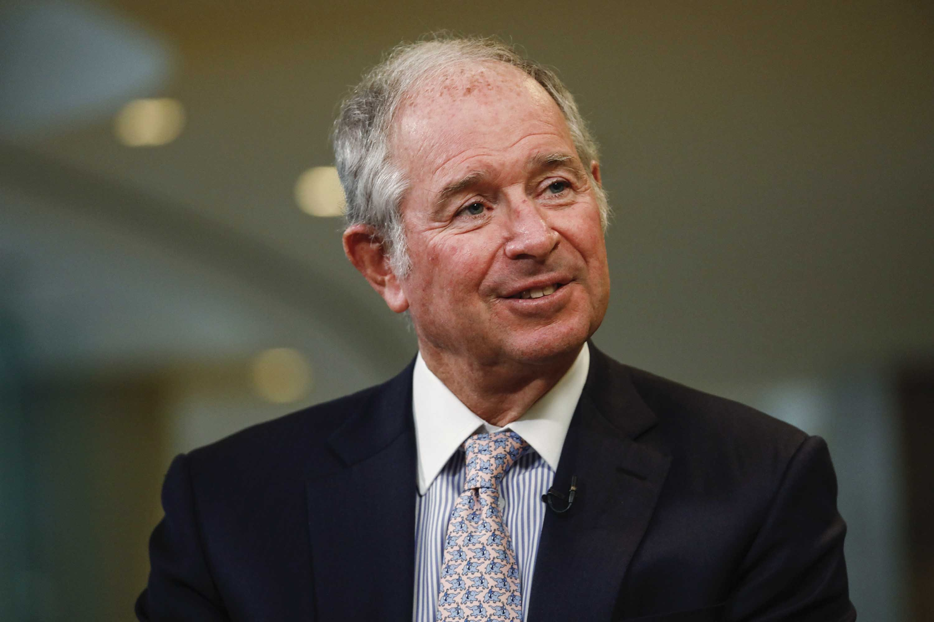 Stephen Schwarzman writes in new book about his role as Trump interlocutor with China