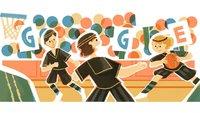 Google Doodle celebrates basketball's legendary Edmonton Grads