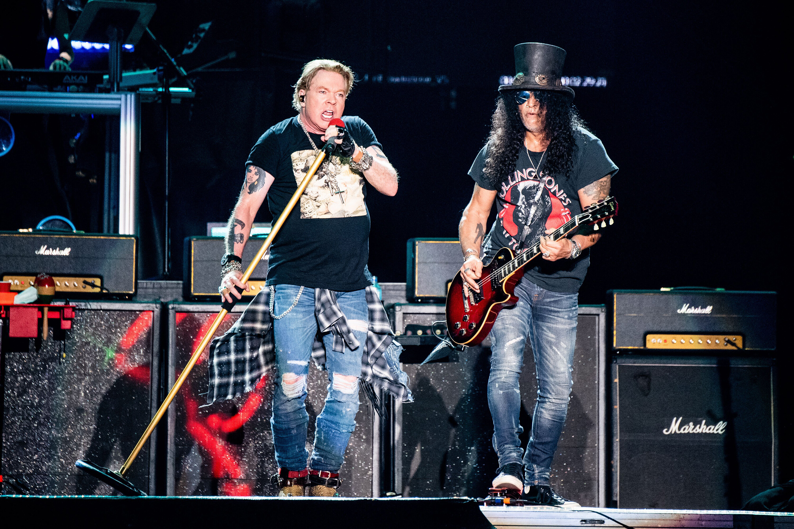 Guns N' Roses release their first new song in 13 years