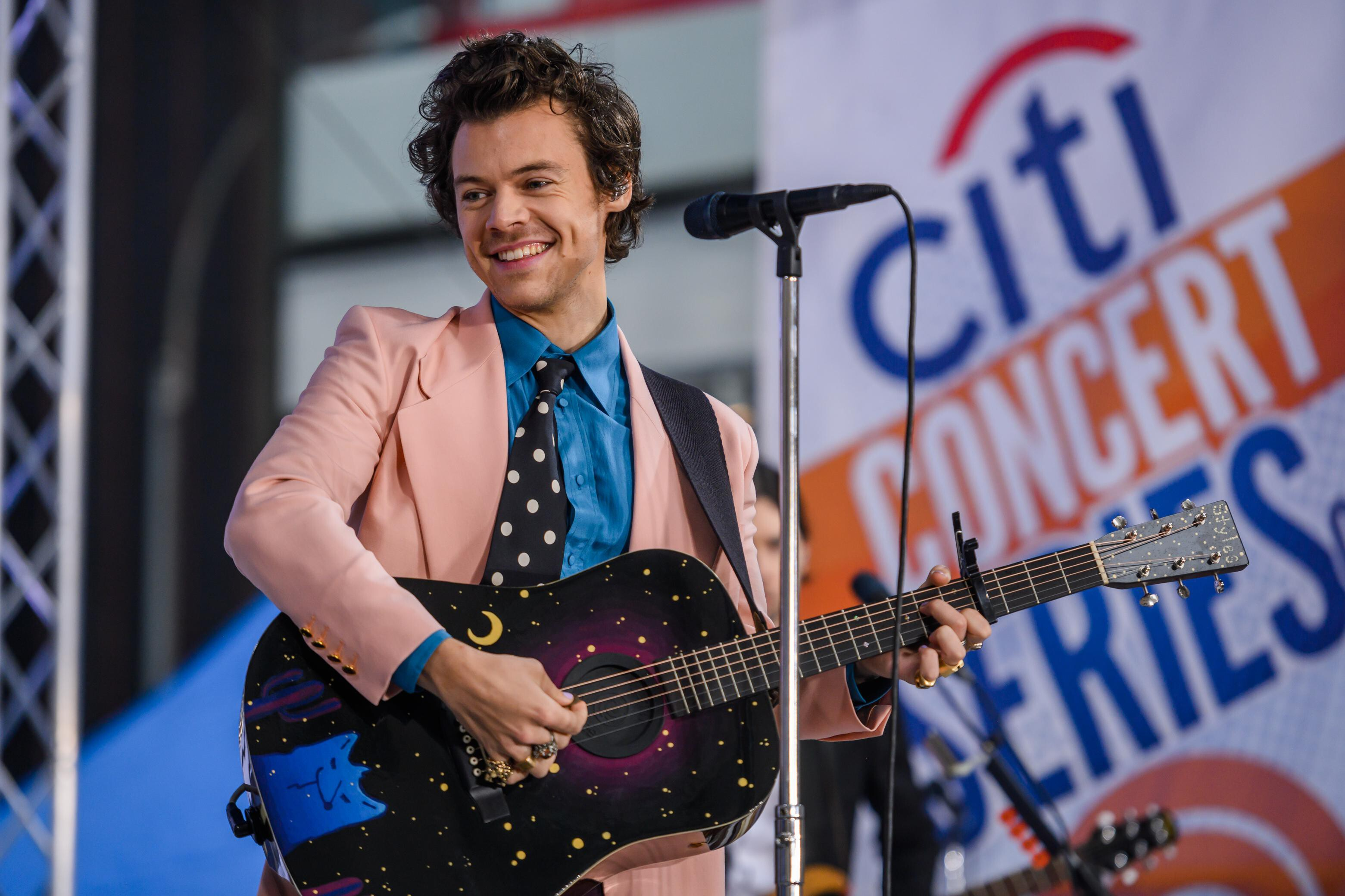 Harry Styles reveals NSFW meaning of 'Watermelon Sugar'