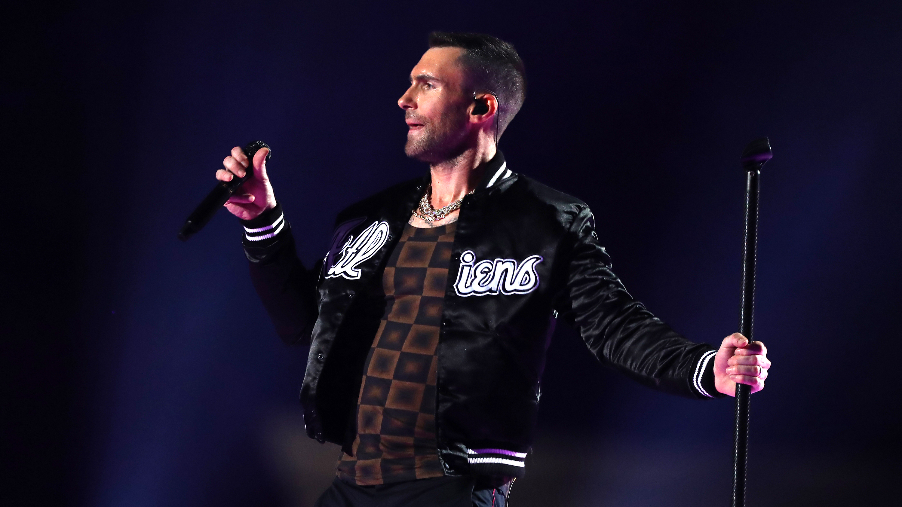 Watch out, Adam Levine might give you a parking ticket