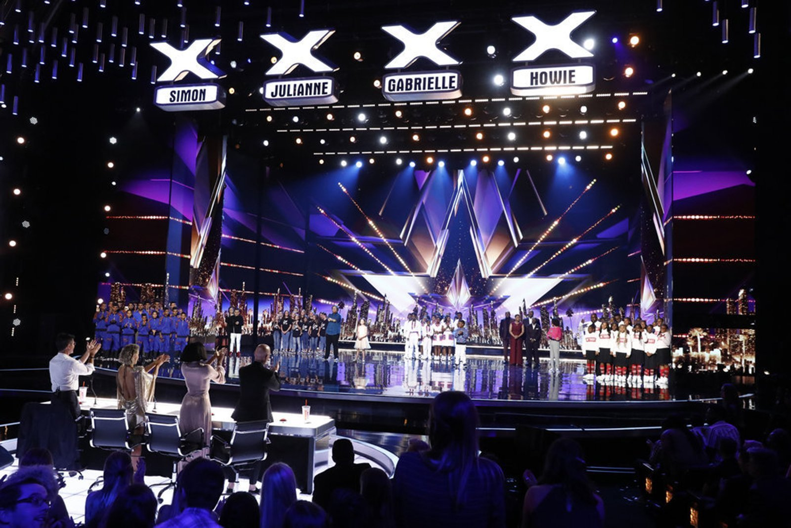 The winner of 'America's Got Talent' Season 14 is…