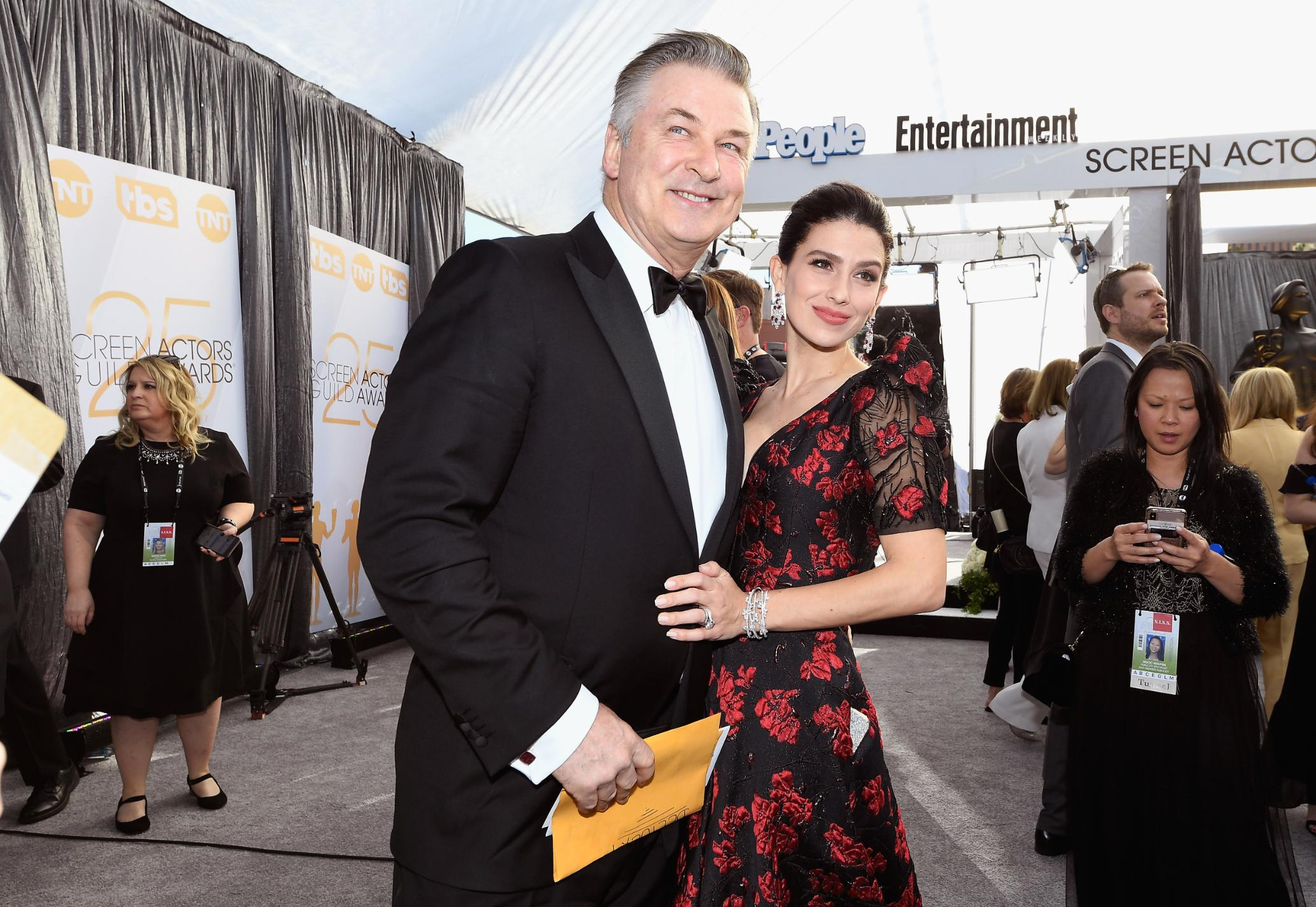 Hilaria and Alec Baldwin welcome new baby