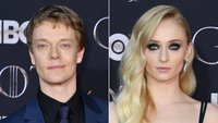 Alfie Allen and Sophie Turner are on the list of first-time Emmy nominees