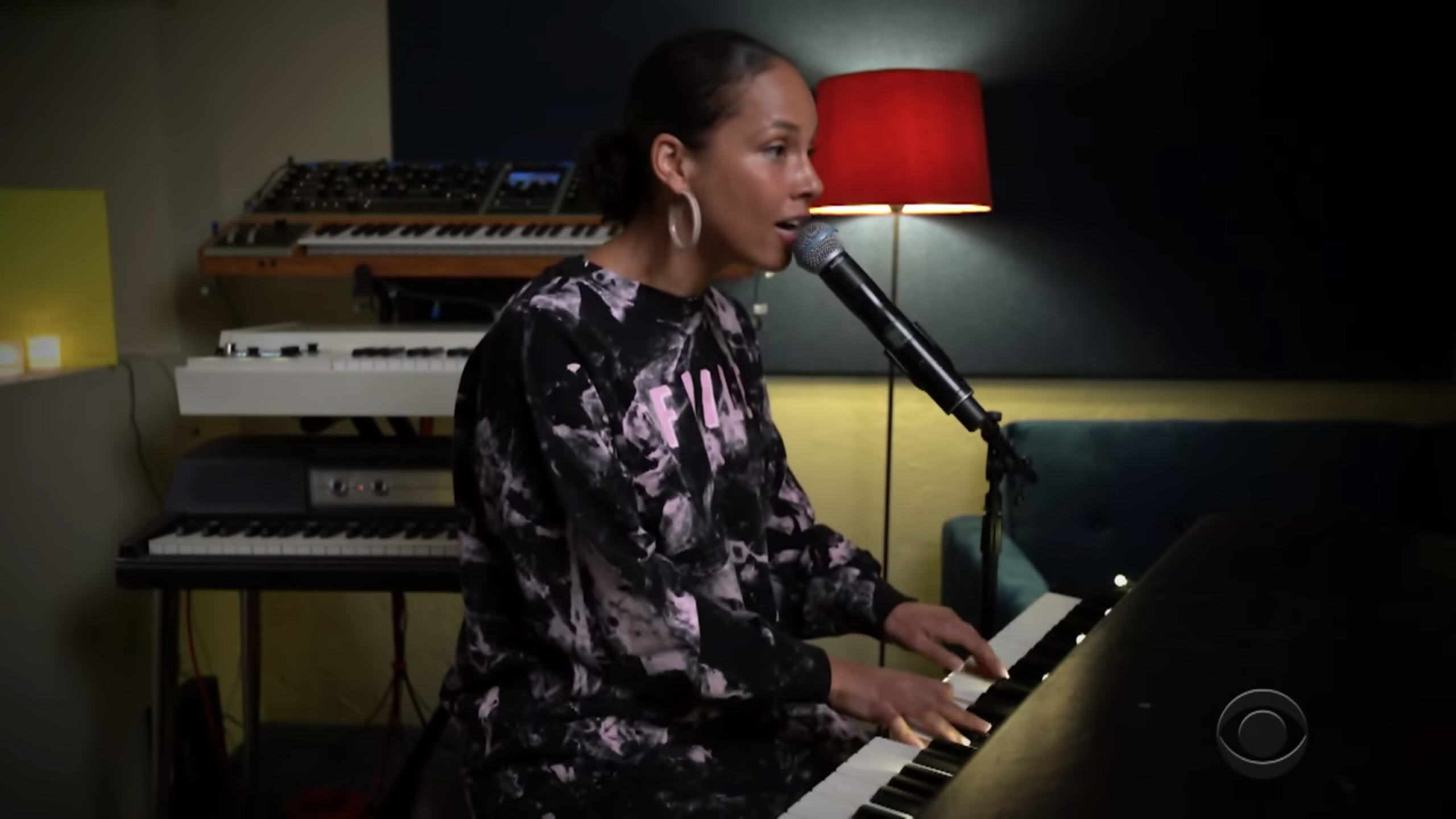 Alicia Keys puts her own spin on Flo Rida's 'My House'