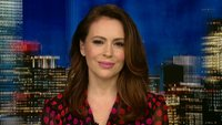 Alyssa Milano hits back over alleged blackface photo