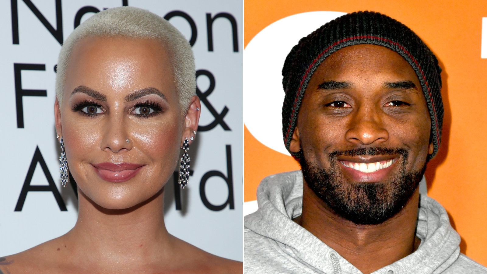 Amber Rose reveals how Kobe Bryant's death inspired her forehead tattoo