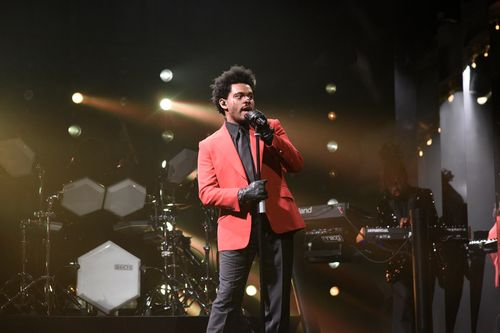 Image for The Weeknd and Roddy Ricch lead American Music Awards nominations