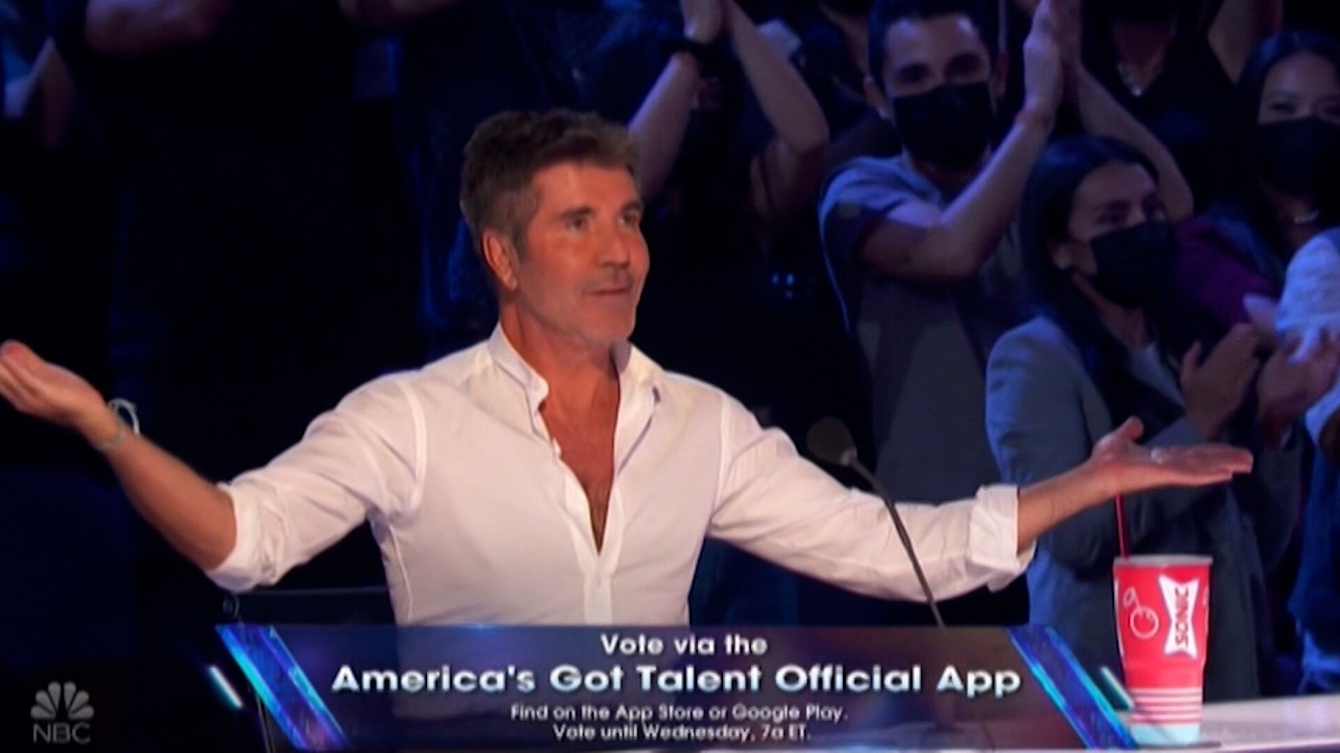 The winner of 'America's Got Talent' is …