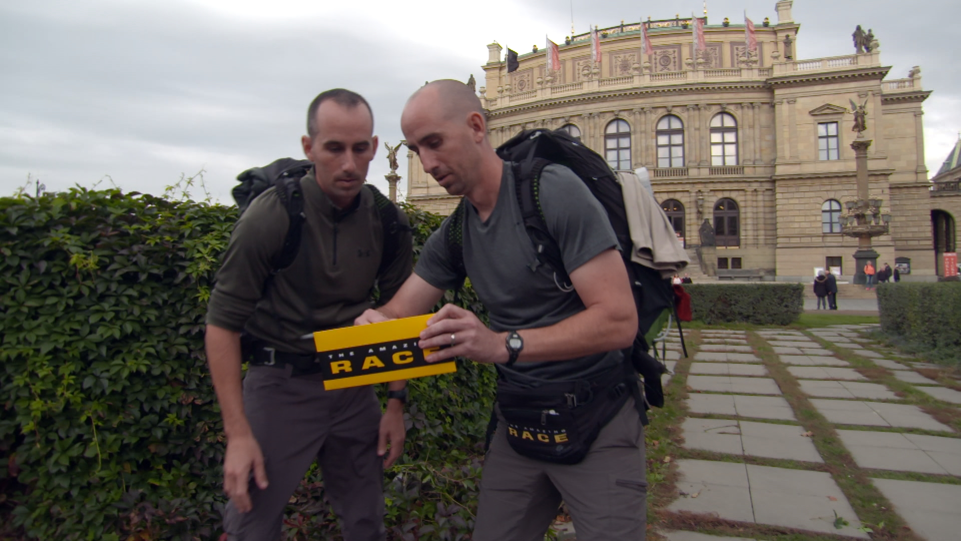 'Amazing Race' production halted over coronavirus concerns