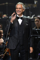 Opera singer Andrea Bocelli will perform live on Easter from Italy's empty Duomo Cathedral