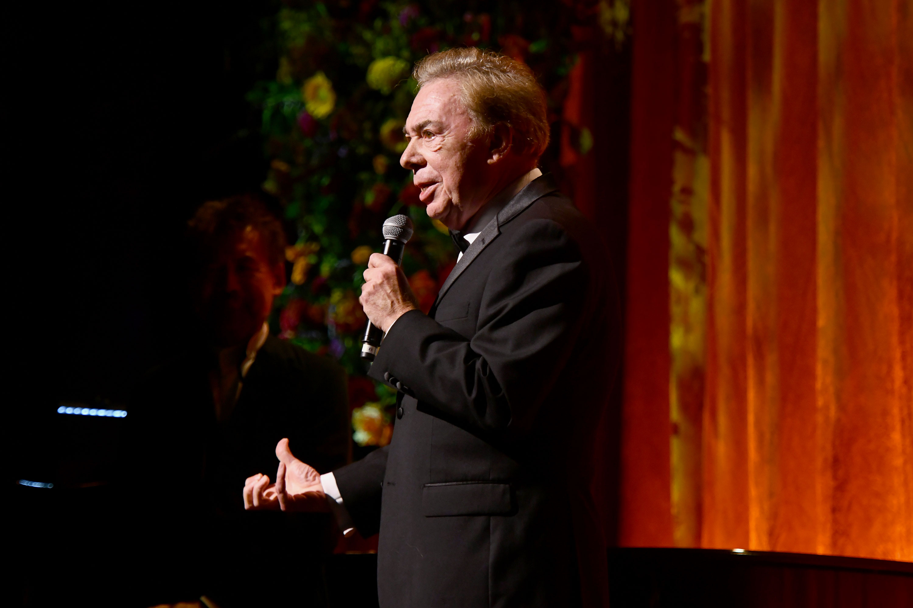 Andrew Lloyd Webber volunteers for vaccine trial, says he'll 'do anything' to prove theaters can reopen safely