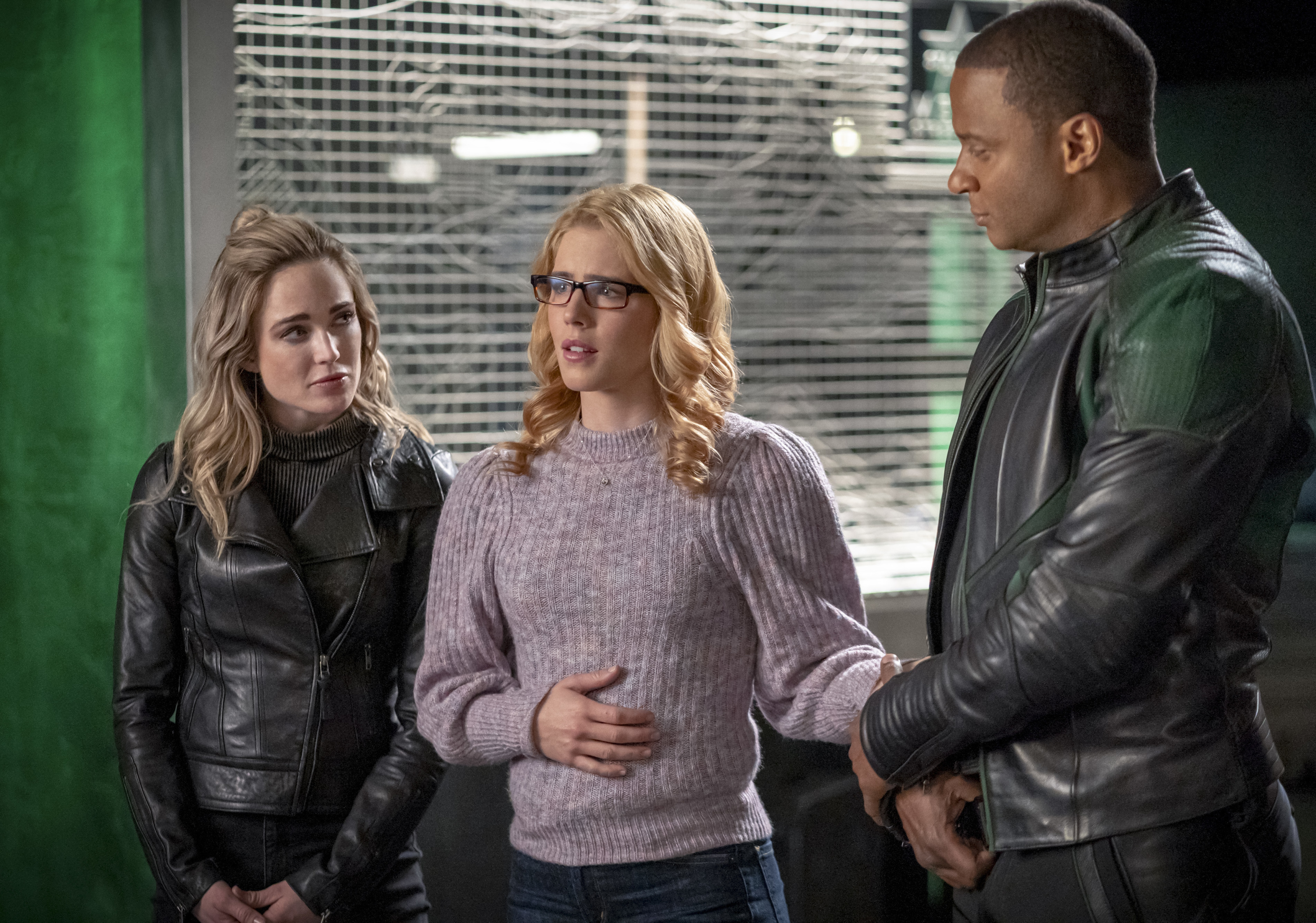 'Arrow' finale looks to the past, while planting seeds for the future