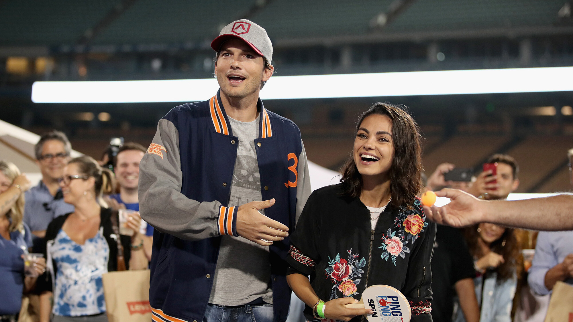 Ashton Kutcher was set to fly into space. Mila Kunis talked him out of it