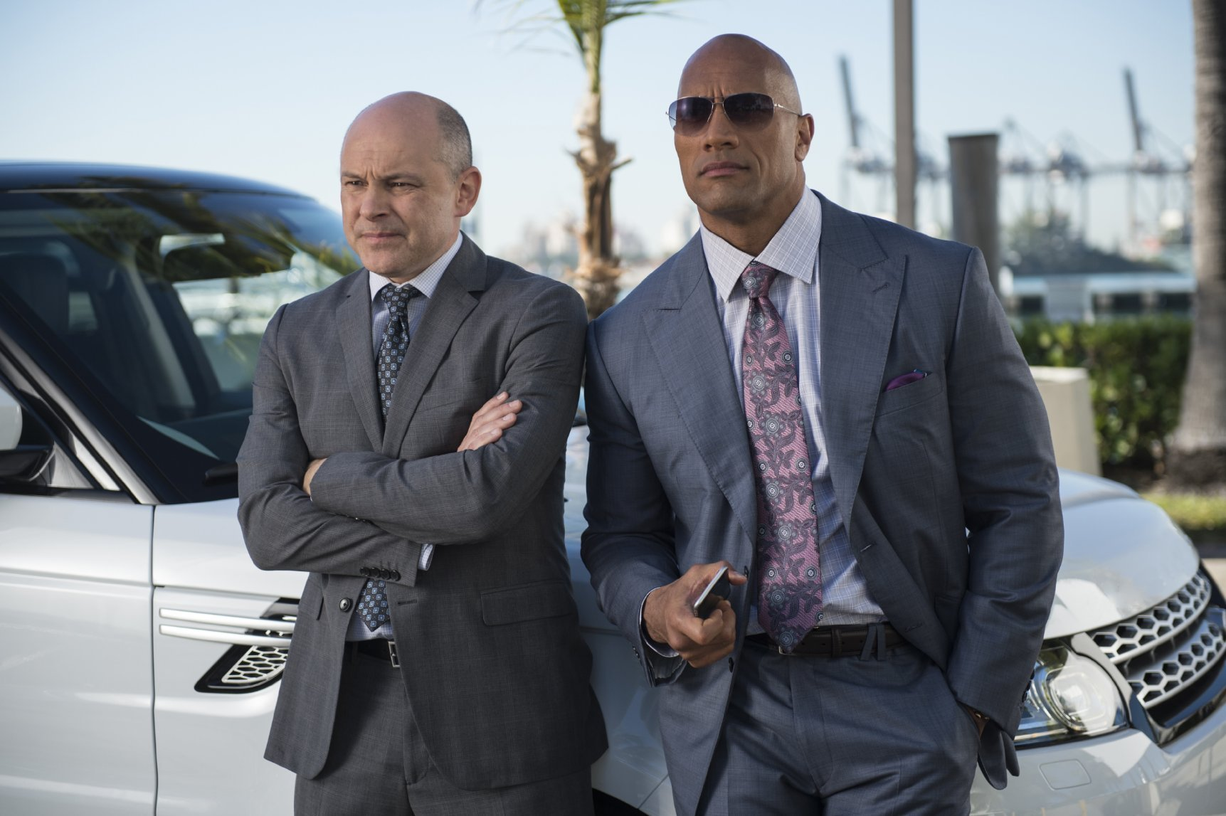 'Ballers' star Dwayne Johnson pays tribute to the show amid cancellation news