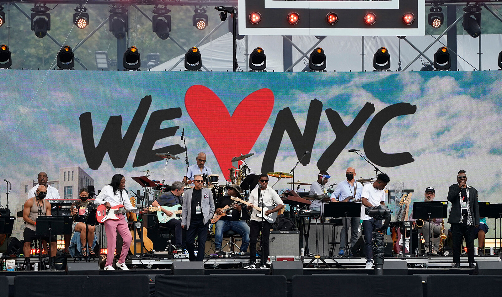 Must-watch moments from 'We Love NYC: The Homecoming Concert'