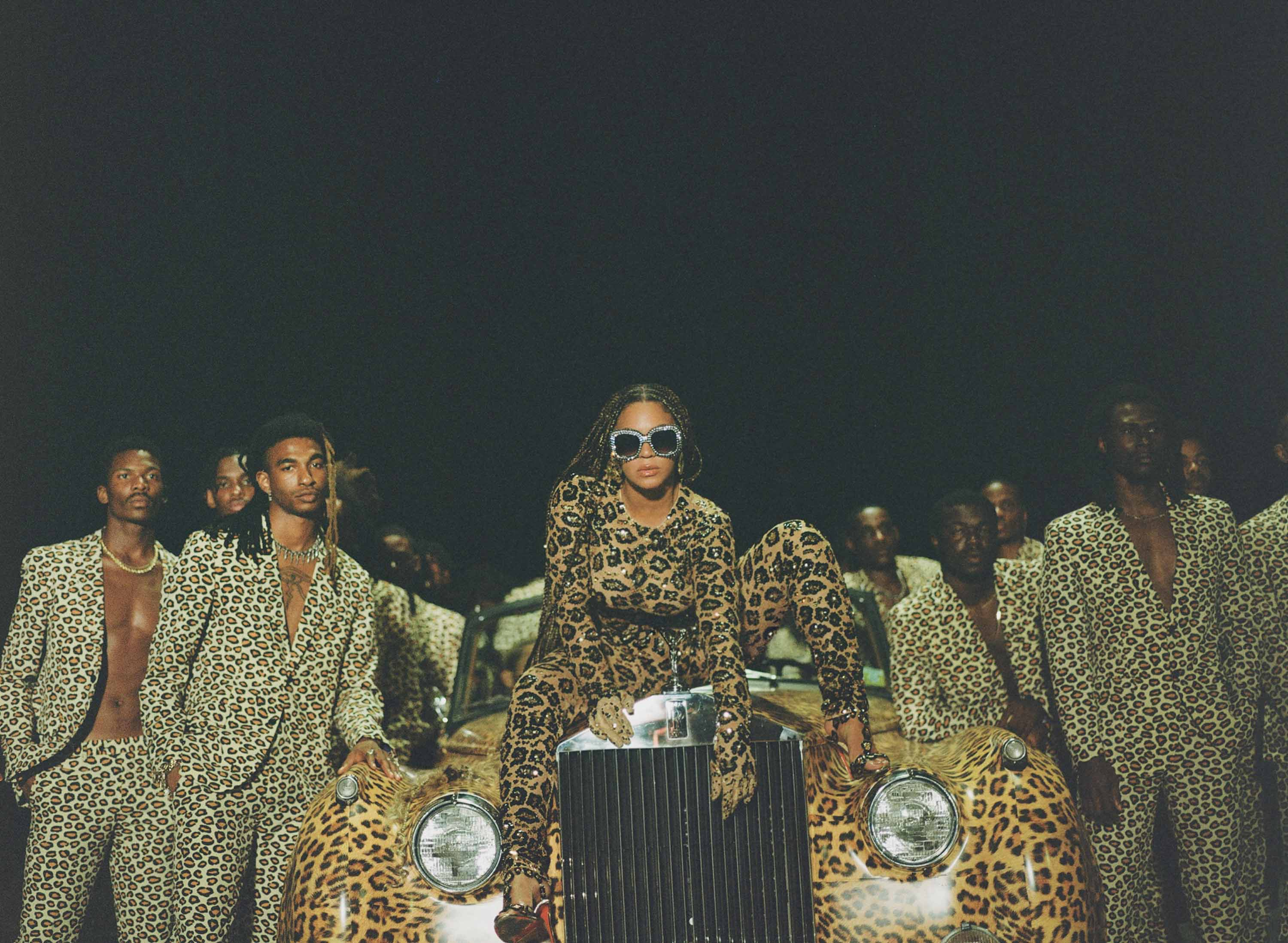 Beyoncé's celebratory visual album 'Black Is King' drops on Disney+