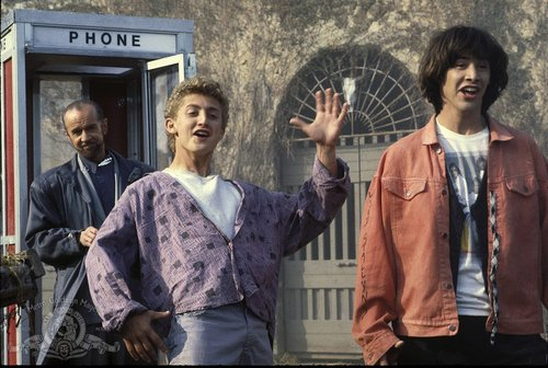 Image for A new 'Bill & Ted' movie is actually happening