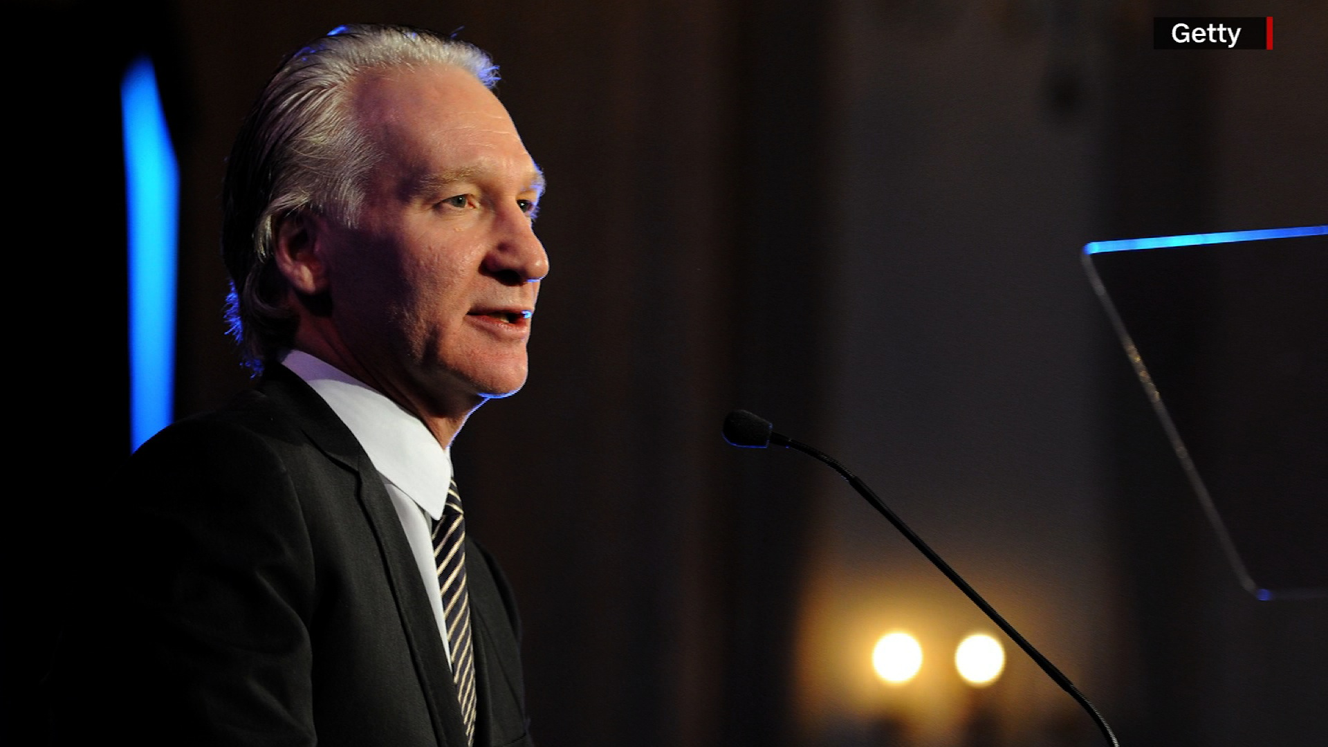 Bill Maher thanks fans following Covid-19 diagnosis