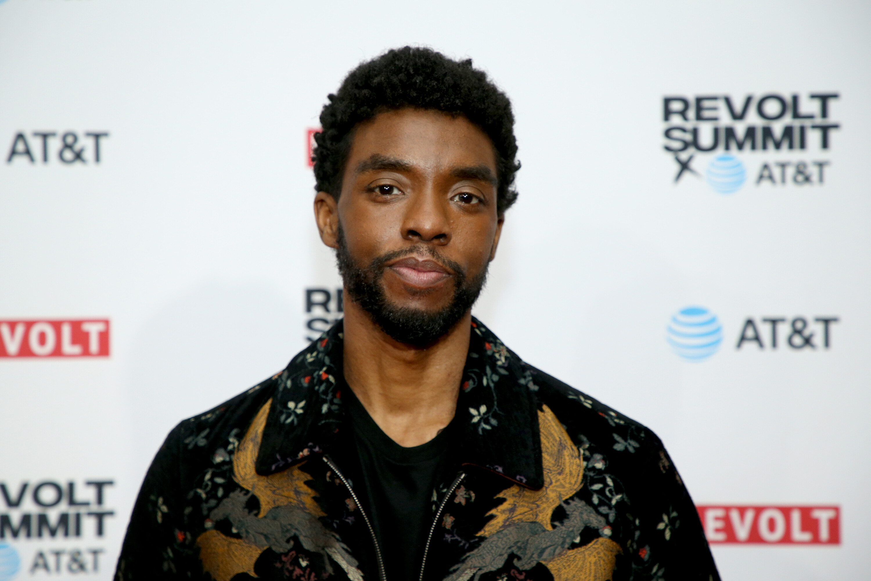Chadwick Boseman fought to reestablish a fine arts department. It's now named after him