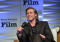 Brad Pitt is the new toastmaster of awards season