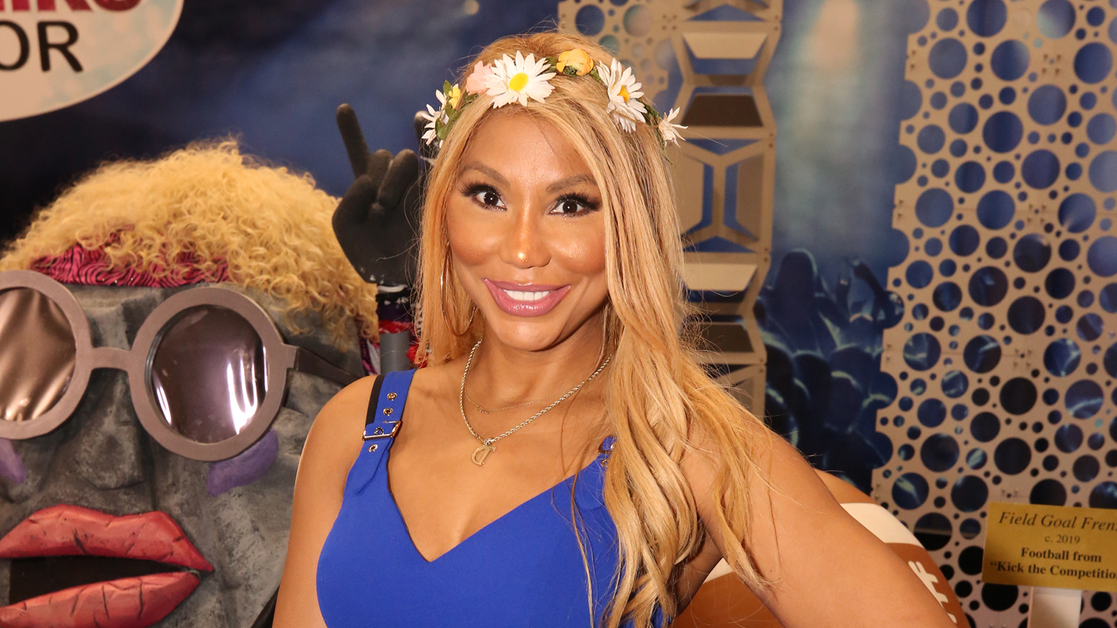 Tamar Braxton breaks silence to thank supporters for their prayers