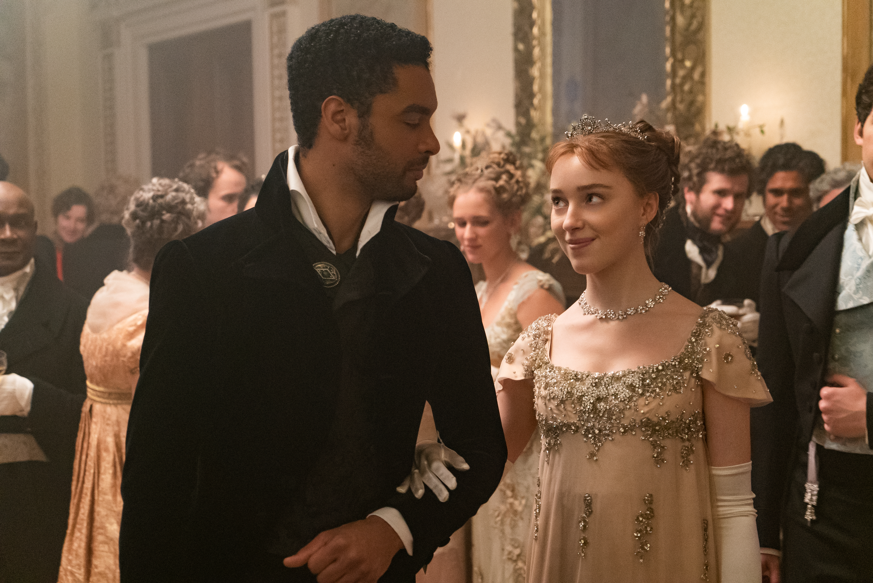 'Bridgerton' casts Simone Ashley as Lord Anthony's love interest